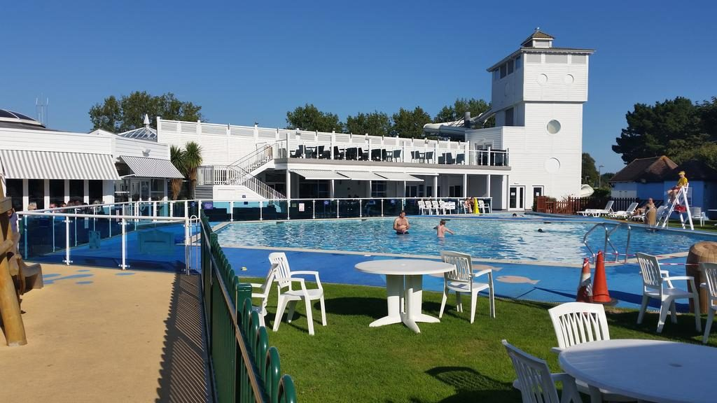 Rockley Park Outside Pool