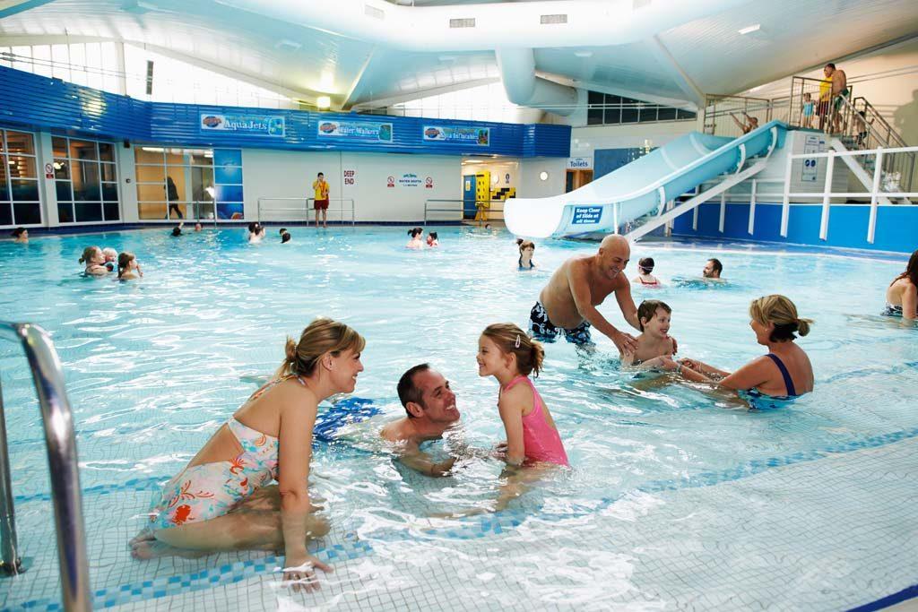 Rockley Park Indoor Pool