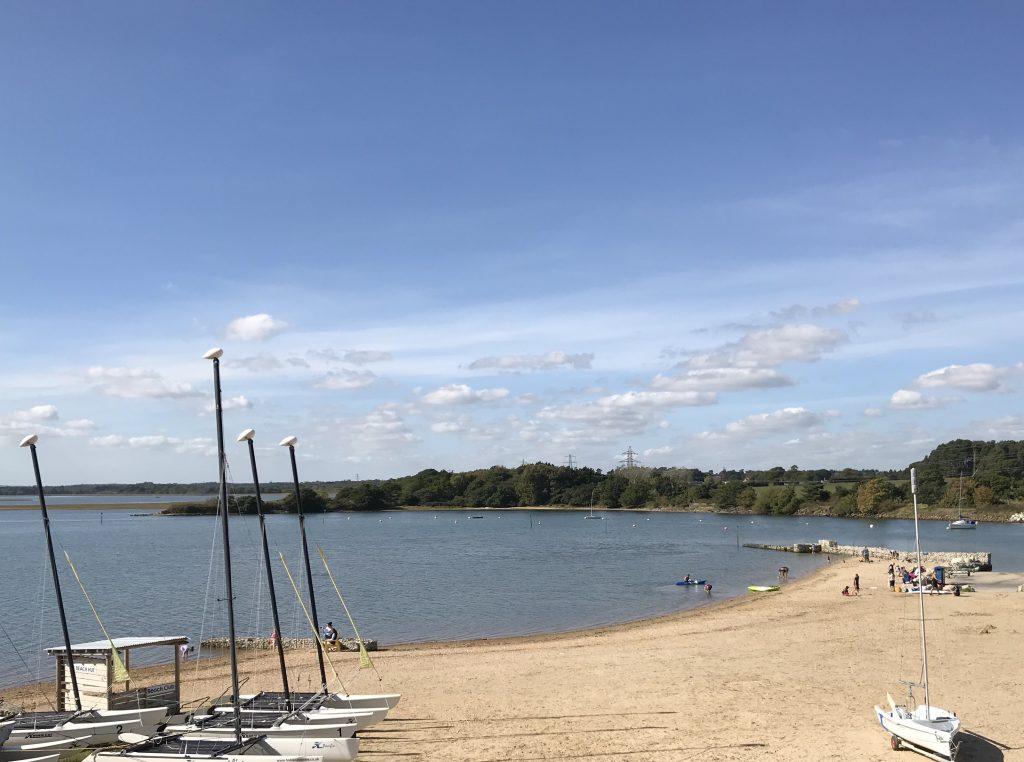 Rockley Park Beach Sun